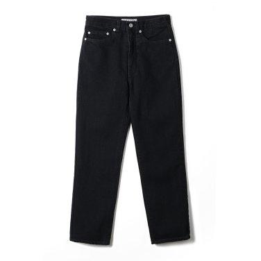 NOCLAIM 10th Anniversary Used wash Standard fit Ankle Black