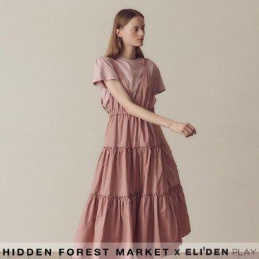 [히든포레스트마켓] Dolce dress_Dusty Rose (Z3HRJ5DR001.PK)