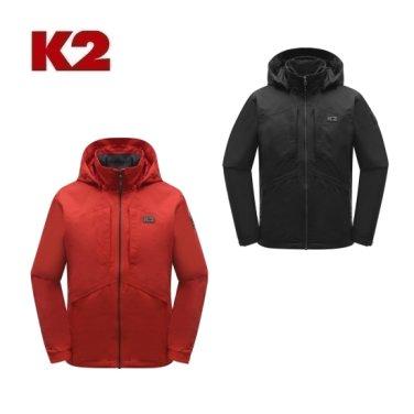 [K2]남성 ASCENT 사일렉스 방수자켓 (KMU18113)