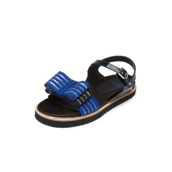 Ribbon sandal(blue) DG2AM20020BLU