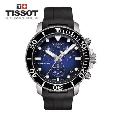 SEASTAR 씨스타 1000 크로노그래프 T120.417.17.041.00