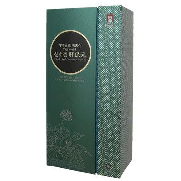 백세인흑홍삼 칠효설 간보원 오리지널