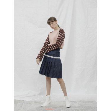 [느와]Diag Skirt