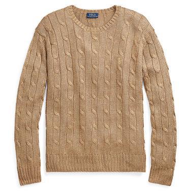 폴로 랄프 로렌 메탈릭 케이블 스웨터(WMPOSWEN6810199C98)