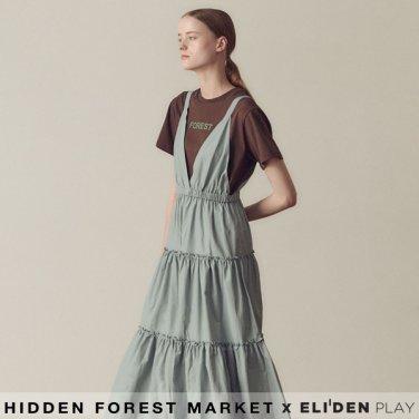 [히든포레스트마켓] Dolce dress_Dusty Blue (Z3HRJ5DR001.BL)