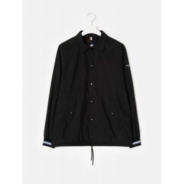 블랙 남성 코치 재킷 (BO9239S115)