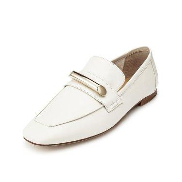 Metal loafer(ivory) DG1DX19514IVY / 아이보리