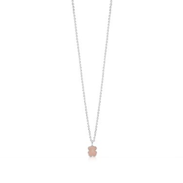 [TOUS]Silver TOUS Color Necklace/215434550