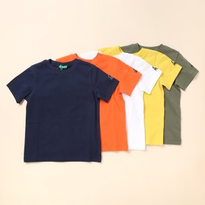 솔리드반소매티셔츠4I1XC13E1