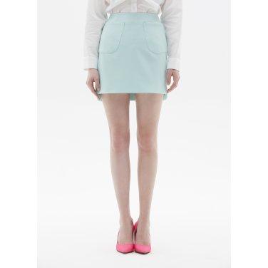 pocket skirt mint ST02