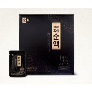 [천제명]흑삼순액60포