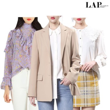 [LAP] 봄에도 인싸의 길로~ 봄신상 up-date♥자켓/원피스 外