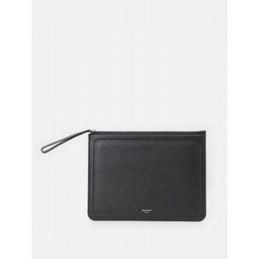 포켓 빈 클러치 - Black (BE98A4M535)