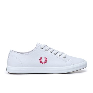 FRED PERRY Kingston Leather 여성 스니커즈 SFPF1937163-497