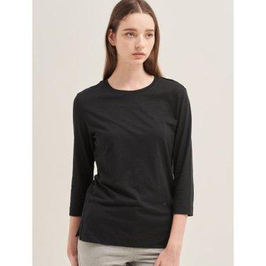 블랙 엔트리 슬럽 라운드넥 티셔츠 (BF9641U205_)