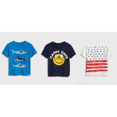 캐주얼 그래픽 반팔 티셔츠 522922614-