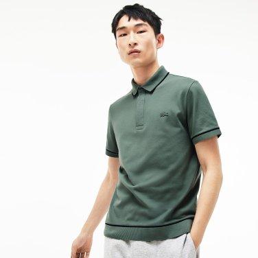 [엘롯데] 남성 요꼬 티핑 폴로 셔츠 LCST PH4275-19B7ME