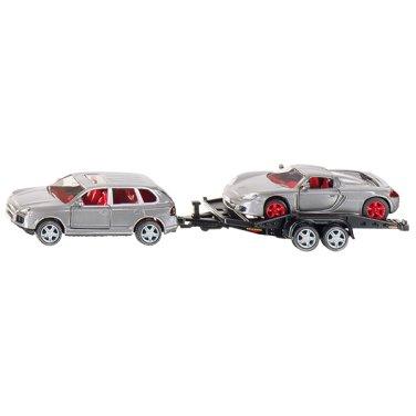 [시쿠] SUV와 포르쉐 까라레GT