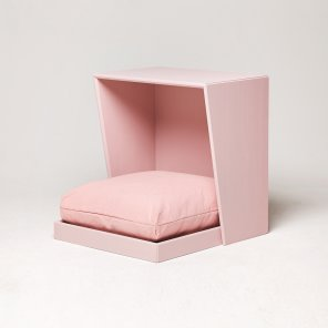 HOUSE TABLE PALE PINK