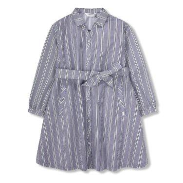 여아여아 A라인 셔츠 원피스 (R1912O620_13)