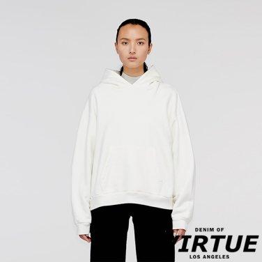 [미국] ZUMA OVERSIZED HOODIE OFF WHITE (VW93D5608TOWH)