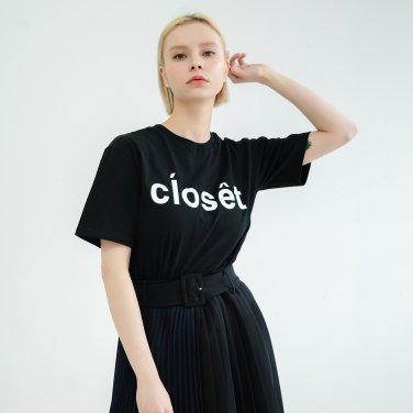 Closet Short Sleeve Tshirts Black(BSTS320_03)