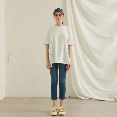 Rowe Boxy T-Shirt _ White