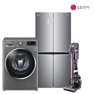 [LG전자]코드제로A9&드럼세탁기外 필수 생활가전 특집