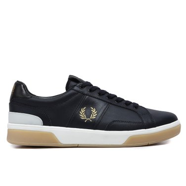 FRED PERRY B200 Leather (608) 남성 스니커즈 SFPM1937154-608