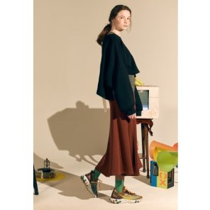 [테이즈]Winter Giselle Long Skirt 4color (19WITAZE19E)