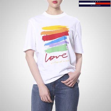 TFMT1KOE54A0(코튼 그래픽 반소매 티셔츠)