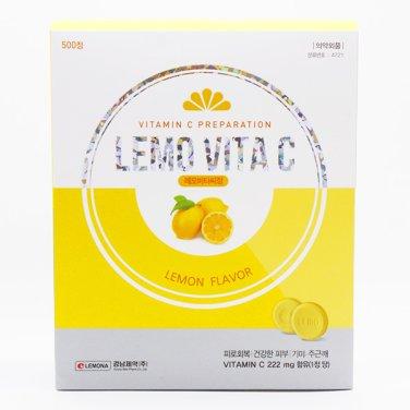 경남제약 레모비타 레몬 (2g x 500정)