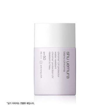 [슈에무라]블랑:크로마 UV 프로텍터