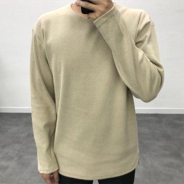 남성 6컬러 밀라노 10수 가을 긴팔 티셔츠_T0422