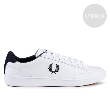 FRED PERRY Hopman Smooth Action Leather(100) 남여공용 스니커즈