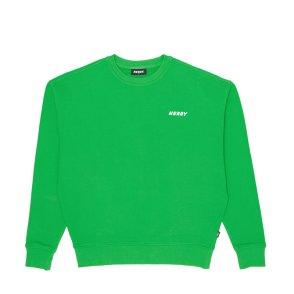 남녀공용 Basic Logo Sweatshirt (PNES19KT0510)