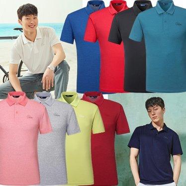 프레도 칠 남여 썸머 폴로 티셔츠 7F35241 7F45241