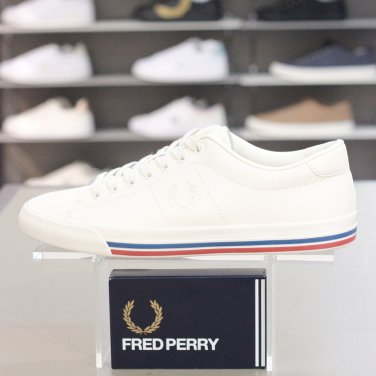 FRED PERRY 남성언더스핀레더  Underspin Leather(254)   SFPM1834149-254