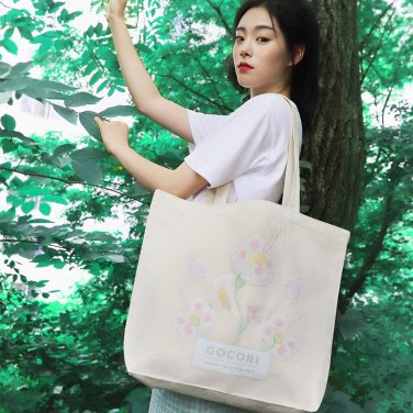 PEACEFUL BREEZE ECO BAG