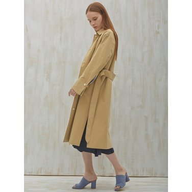 [2ndSWBD] PEAL POINT TRENCH COAT_BR