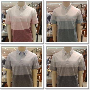 올젠 컬러블록 티셔츠 ZPZ2TT1503