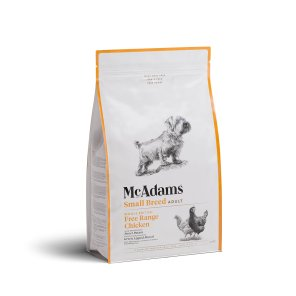 맥아담스 방목 치킨 소형견용 사료 2kg