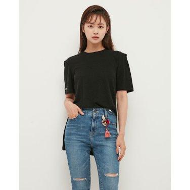 기본핏 캐주얼 티셔츠 EK3CH760