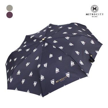 돛단배 3단 55자동 우산 MCU-A606