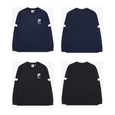 CHANGE 라운드 티셔츠 FK2RLB3501X