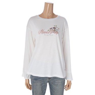[여성]누보 프렙 티셔츠(T196MTS137W)