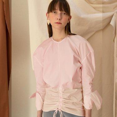 Season Colored Shring Blouse [Soft Pink] (JC19SSSH06_SP)