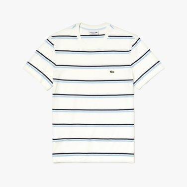스트라이프 린넨 티셔츠 (TH4294-19B)