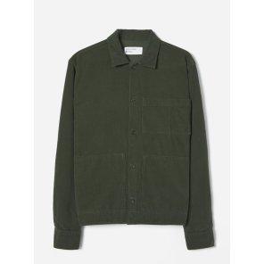 유니폼 코듀로이 셔츠 자켓 / 그린,머스타드,블랙,레드,네이비 / REF 21665