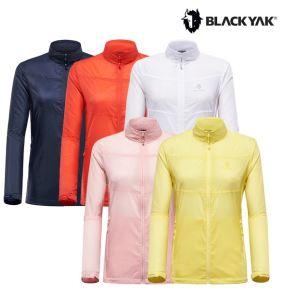 블랙야크 여성용 하절 바람막이자켓 B라이트자켓-2EDM